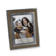 Porta-Retrato-Prata-para-1-Foto-20x25-Strass--Woodart