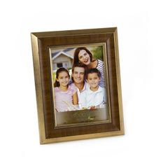 Porta-Retrato-Dourado-para-1-Foto-13x18-Chanfrado--Woodart