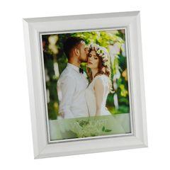 Porta-Retrato-Branco-para-1-Foto-15x21-Chanfrado--Woodart