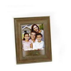 Porta-Retrato-Dourado-para-1-Foto-13x18-Valeta-Woodart