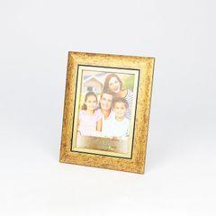 Porta-Retrato-Dourado-para-1-Foto-15x21-Friso-Woodart