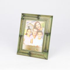 Porta-Retrato-Verde-para-1-Foto-20x25-Bambu-Woodart