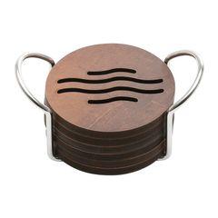 Conjunto-de-Porta-Copos-em-Madeira-7-Pecas-Quartzo-Woodart