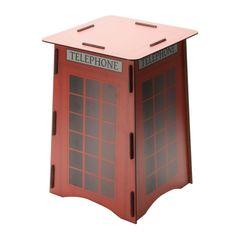 Banco-de-Madeira-Cabine-Londres-Vermelho-42cm-Woodart