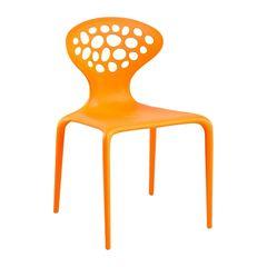 Cadeira-Supernatural-Laranja-ByHaus-Cadsup-Lr
