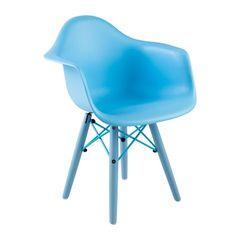 Cadeira-Armshell-Infantil-Azul-ByHaus-Cadarmif-Az