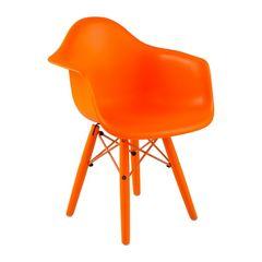 Cadeira-Armshell-Infantil-Laranja-ByHaus-Cadarmif-Lr