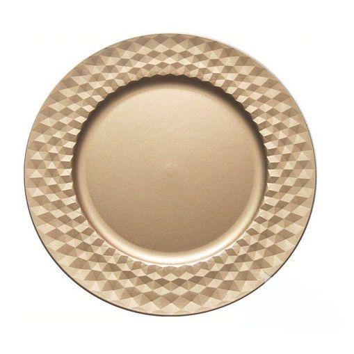 Sousplat-Dourado-33cm-Craquelado-616-Class