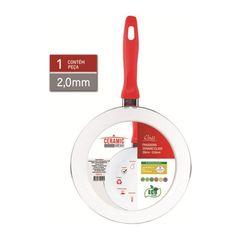 Frigideira-de-Ceramica-22cm-Vermelha-708-Class