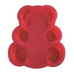 Forma-de-Silicone-Urso-Vermelho-789-Class