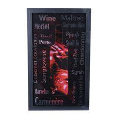 Quadro-Porta-Rolhas-de-Vinho-em-Madeira-Pequeno-Woodart