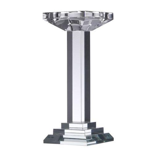 Castical-de-Vidro-23cm-Pillar-Grande-Prestige