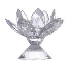 Castical-de-Vidro-10cm-Flower-Grande-Prestige