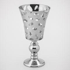 Vaso-de-Vidro-41cm-Gun-Grey-Stone-Prestige