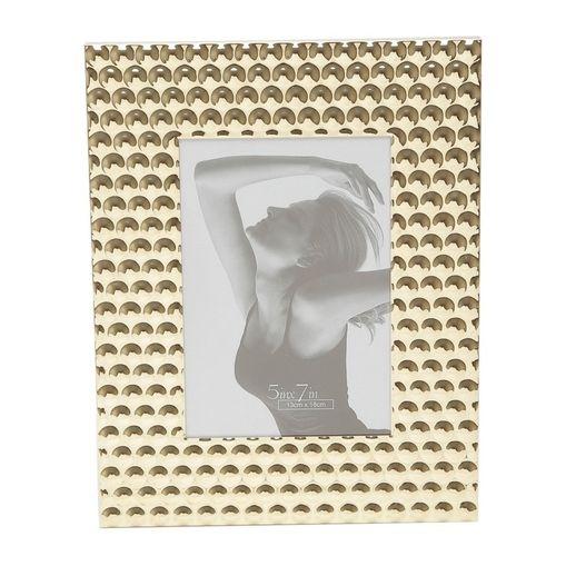 Porta-Retrato-Dourado-para-1-Foto-10x15cm-Voit-Prestige