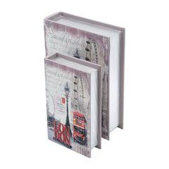 Conjunto-de-2-Caixas-Livro-em-Madeira-London-Prestige