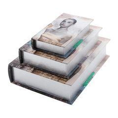 Conjunto-de-3-Caixas-Livro-em-Madeira-Extraordinary-Prestige