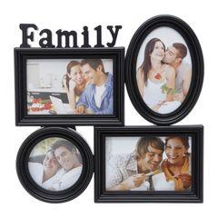 Porta-Retrato-Preto-para-4-Fotos-Family-Prestige
