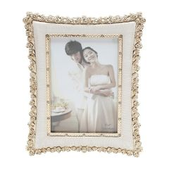 Porta-Retrato-Dourado-para-1-Foto-10x15cm-Queen-Prestige