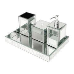 Conjunto-para-Banheiro-4-Pecas-em-Vidro-Shine-Prestige