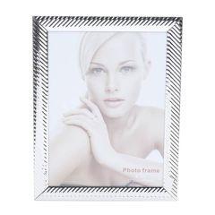 Porta-Retrato-Prata-para-1-Foto-15x20cm-Lines-Prestige