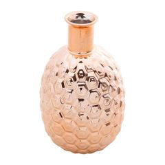 Vaso-de-Ceramica-Rose-14cm-Abacaxi-Prestige