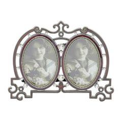 Porta-Retrato-Vermelho-para-2-Fotos-Antique-Prestige