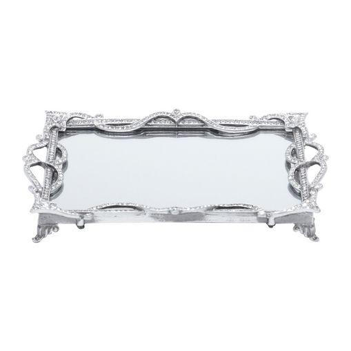 Bandeja-Retangular-de-Zamac-com-Espelho-24cm-Prestige