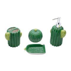 Conjunto-para-Banheiro-4-Pecas-em-Ceramica-Cactos-Prestige