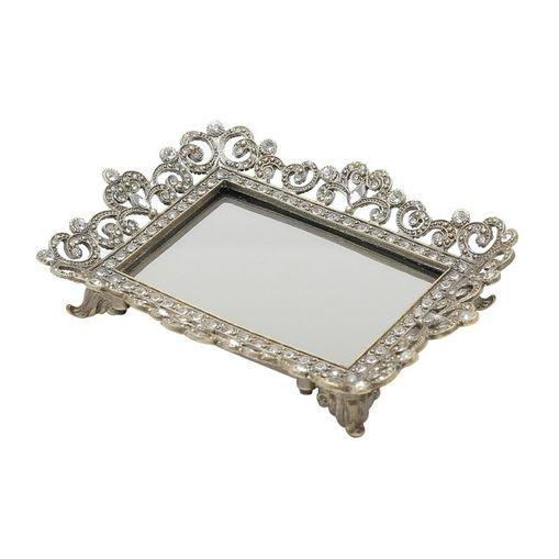 Bandeja-Retangular-de-Zamac-com-Espelho-14cm-Prestige