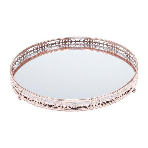 Bandeja-Redonda-de-Ferro-com-Espelho-Bronze-25cm-Bunch-Prestige