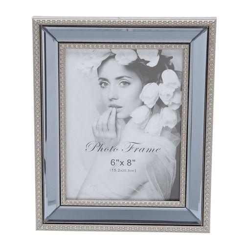 Porta-Retrato-Prata-para-1-Foto-20x25cm-Leonino-Prestige