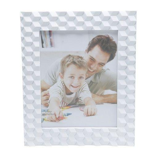 Porta-Retrato-Branco-para-1-Foto-13x18cm-Liandra-Prestige