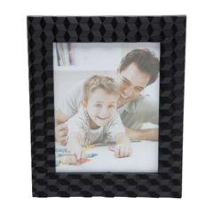 Porta-Retrato-Preto-para-1-Foto-10x15cm-Liandra-Prestige