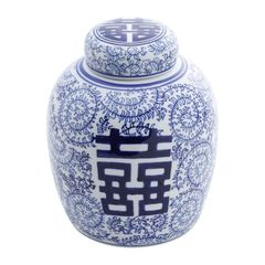Potiche-de-Porcelana-21cm-com-Tampa-Mandarim-Azul-Prestige