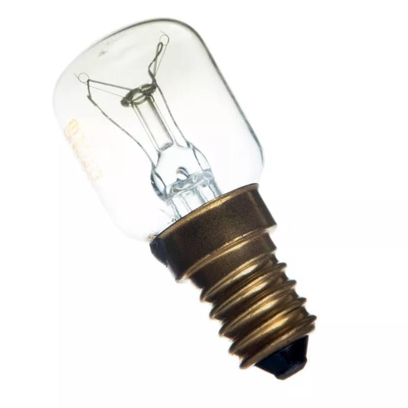 Lâmpada para Fogão/Forno TU25 15W E14 110V