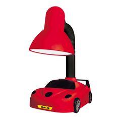 Luminaria-de-Mesa-Infantil-Vermelha-1xE27-Carro-TLM-50-Taschibra