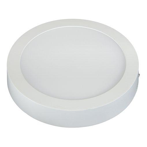Plafon-LED-de-Sobrepor-6500K-Branco-18W-Redondo-22cm-Taschibra