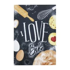 Quadro-Decorativo-Preto-I-Love-Bake-Urban