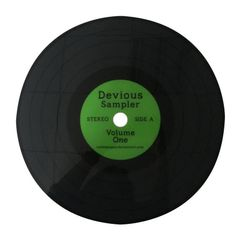 Lugar-Americano-Verde-38cm-Disco-de-Vinil-Urban