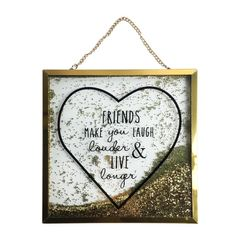 Placa-Decorativa-de-Vidro-Big-Heart-Glitter-Dourada-Urban