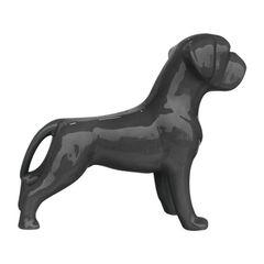 Cofrinho-Decorativo-em-Ceramica-Boxer-Cinza-Urban