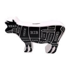 Cofrinho-Decorativo-em-Ceramica-Cow-Meat-Urban