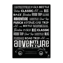 Placa-Decorativa-de-Madeira-Fusca-Adventure-Urban