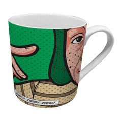 Caneca-de-Porcelana-Verde-300ml-Chaves-Urban