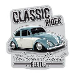 Placa-Decorativa-em-Aluminio-Classic-Rider-Fusca-Urban