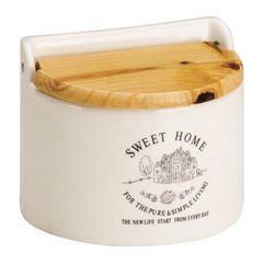 Saleiro-de-Porcelana-com-Tampa-de-Madeira-Sweet-Bon-Gourmet