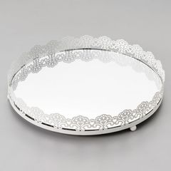 Bandeja-Espelhada-Branca-London-Bon-Gourmet