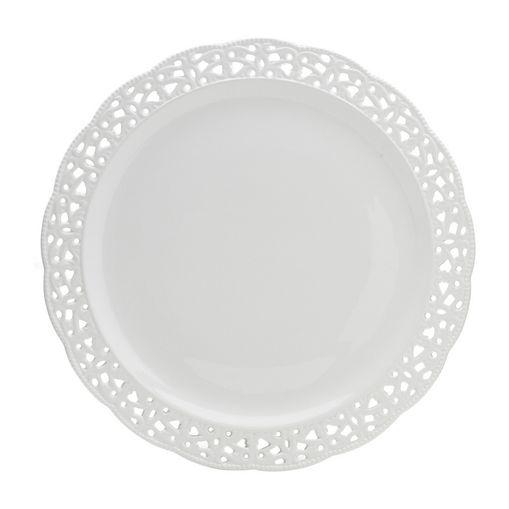 Conjunto-com-6-Sousplats-de-Porcelana-Branco-Renda-Bon-Gourmet