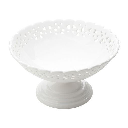 Fruteira-de-Mesa-em-Porcelana-Branca-Jamile-Bon-Gourmet